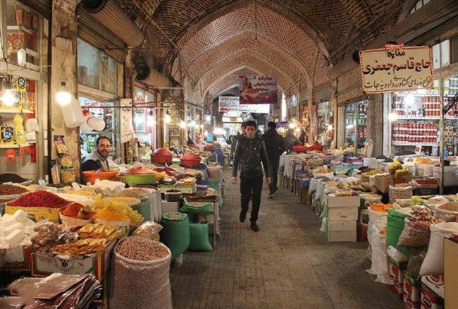 بازار قدیم قم