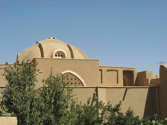 خانه ی محمد بن ابراهیم یحیی شیرازی(ملا صدرا)